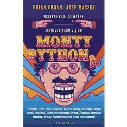 Wszystkiego co ważne dowiedziałem się od Monty Pythona (opr. skórzana)