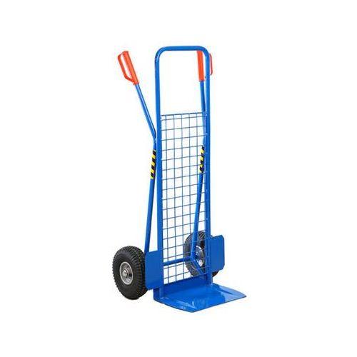 Wózki i stoły narzędziowe, Wózek ręczny dwu-kołowy siatka