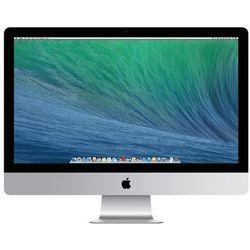 """Apple iMac 27"""" 5K Retina Intel Core i5-7500 8GB 1TB Radeon Pro 570 OS X - produkt w magazynie - szybka wysyłka!"""