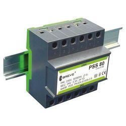 Transformator 1-fazowy PSS 80N 80VA 230/24V /na szynę/ 16024-9889 BREVE