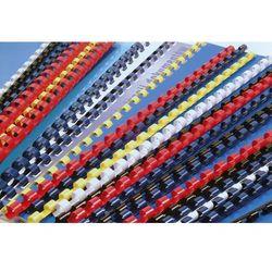 Grzbiet do bindowania Argo 12,5mm/100szt. niebieski