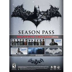 Batman Arkham Origins Season Pass (PC)