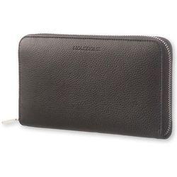 Portfel Moleskine Zip Wallet Lineage Honeysuckle czarny