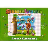 Książki dla dzieci, Sekrety liczenia. Poziom drugi. Klasa 2-3 (opr. miękka)