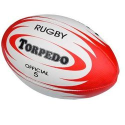 Piłka do rugby Connect Torpedo rozmiar 5