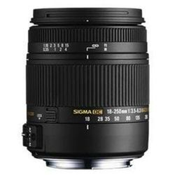 Sigma 18-250mm f3.5-6.3 DC Makro OS HSM Canon