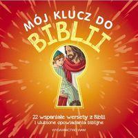 Książki dla dzieci, Mój klucz do Biblii (opr. twarda)