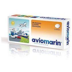 AVIOMARIN 0,05 x 5 tabletek - 5 tabletek