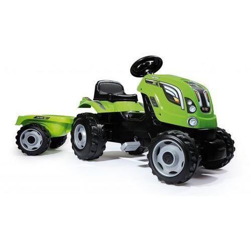 Traktory dla dzieci, Traktor XL Zielony