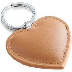 Brelok do kluczy serce Cora Philippi beżowy (P273036)