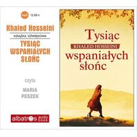 Audiobooki, Tysiąc wspaniałych słońc - Khaled Hosseini