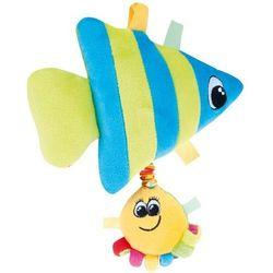 """Canpol Pluszowa zabawka z pozytywką """"Kolorowy ocean"""""""