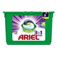 Pozostałe do prania, Żelowe kapsułki piorące Ariel Color 418 g (14 sztuk)