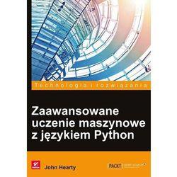 Zaawansowane uczenie maszynowe z językiem Python (opr. miękka)