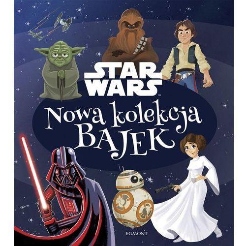 Książki dla dzieci, Nowa kolekcja bajek. Star Wars (opr. twarda)