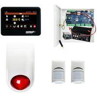 Sygnalizatory, System Alarm Neogsm NeoGSM-IP-PS + 2xBosch + TPR-4B + Sygnalizator