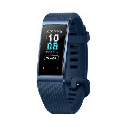 Smartbandy, Huawei bransoletka fitness Band 3 Pro, niebieski