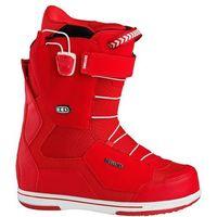 Buty do snowboardu, buty snowboardowe DEELUXE - ID 6.1 PF red (9080) rozmiar: 43