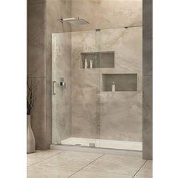 Drzwi prysznicowe, szklane 10mm Cezar Rea 140 cm prawe