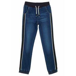 Dżinsy ze stretchem STRAIGHT bonprix niebieski