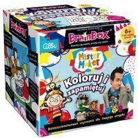 Gry dla dzieci, BrainBox: Koloruj i zapamiętuj