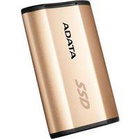 """Dyski zewnętrzne, Dysk zewnętrzny ADATA 1.8"""" SE730H ASE730H-256GU31-CGD SSD 256GB USB-C"""