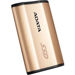 """Dysk zewnętrzny ADATA 1.8"""" SE730H ASE730H-256GU31-CGD SSD 256GB USB-C"""