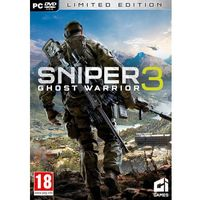 Gry PC, Sniper Ghost Warrior 3 (PC)