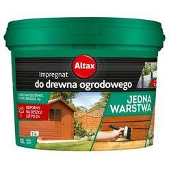 ALTAX- impregnat do drewna ogrodowego, tik, 10 l