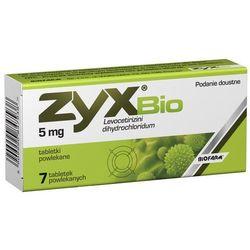 ZYX BIO 5MG*7 TABL.