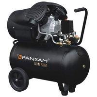 Sprężarki i kompresory, Kompresor olejowy PANSAM A077060 50 litrów + DARMOWA DOSTAWA! + Wymiatamy magazyny! promocja (--21%)