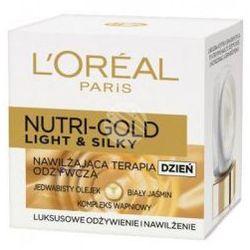 L'oreal Nutri Gold Light And Silky (W) odżywczy krem na dzień 50ml