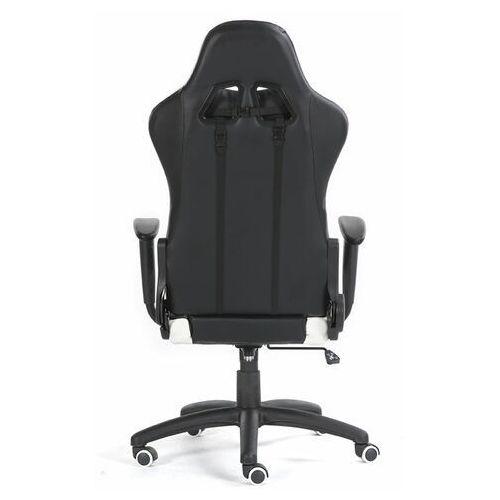 Fotele dla graczy, Fotel gamingowy NORDHOLD - YMIR - biały