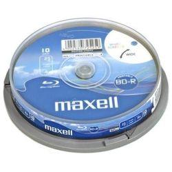 Maxell BD-R 4X 25GB FULL INKJET PRINT CAKE 10szt (276072.00.TW) Darmowy odbiór w 21 miastach!
