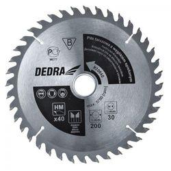 Tarcza do cięcia drewna DEDRA H45060 do pilarki + Zamów z DOSTAWĄ JUTRO! + DARMOWY TRANSPORT!