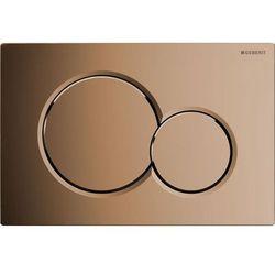 Sigma01 Geberit przycisk uruchamiający przedni UP320 edelmessing - 115.770.DT.5