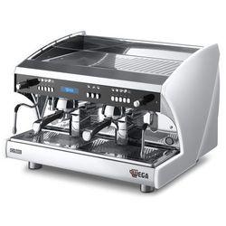 Ekspres do kawy 2-grupowy z automatycznym spieniaczem, elektroniczny, 12 l | WEGA, Polaris
