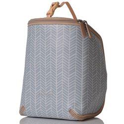 PacaPod torba termiczna,niebieskie wzory - BEZPŁATNY ODBIÓR: WROCŁAW!