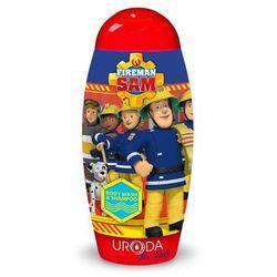 Uroda for Kids Żel pod prysznic 2w1 dla dzieci Fireman Sam 250ml