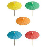 Pozostała gastronomia, Ozdoby do drinków, parasolka 144 szt. | TOMGAST, FF-10062-12