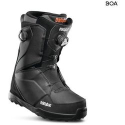 Buty snowboardowe ThirtyTwo Lashed Double BOA (black) 2020