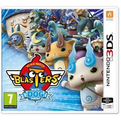 Gra 3DS Yo-kai Watch: Blasters White Dog