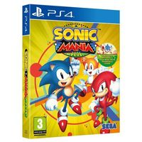 Gry PS4, Sonic Mania Plus (PS4)