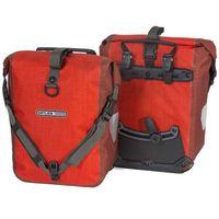 Sakwy, torby i plecaki rowerowe, Sakwy ORTLIEB Front Roller Plus QL2.1 czerwony / Montaż: przód
