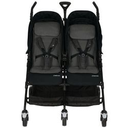 MAXI COSI Wózek podwójny Dana For2 Nomad Black