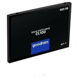 Dysk SSD GOODRAM CL100 960GB SATA 2,5 [SSDPR-CL100-960-G3]