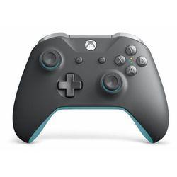 Microsoft Xbox One Gamepad, szary/niebieski (WL3-00106)