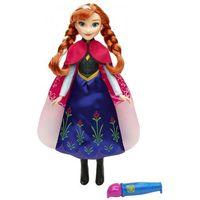 Lalki dla dzieci, HASBRO Frozen Lalka w magicznej sukience
