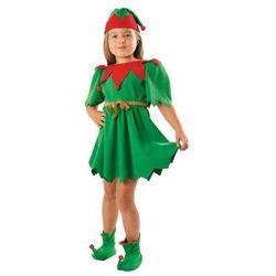 Strój Elf sukienka - 134/140