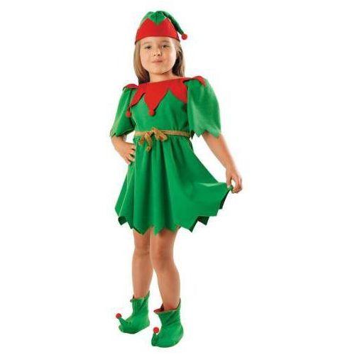Kostiumy dla dzieci, Strój Elf sukienka - 134/140
